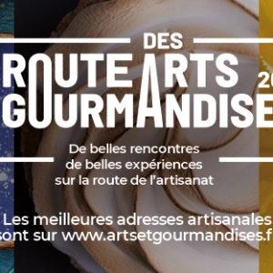 L'atelier de reliure ouvre ses portes pendant La Route des Arts et des Gourmandises 2019 organisée par la Chambre de Métiers et de l'Artisanat de PACA